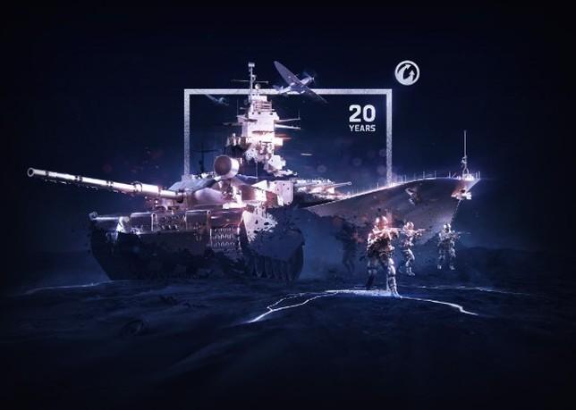 Wargaming celebra su 20 aniversario