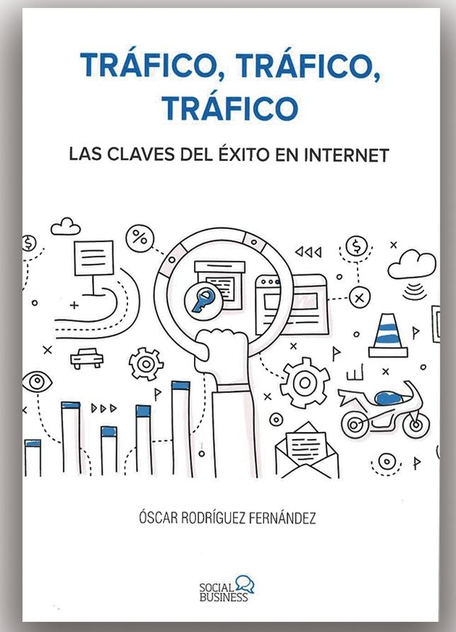 Portada del libro Tráfico, tráfico, tráfico, de Anaya Multimedia