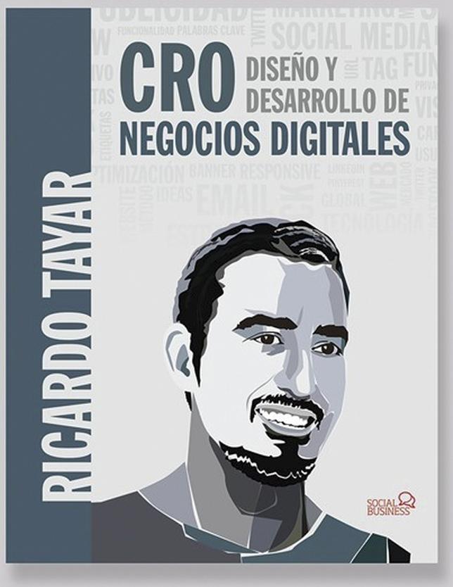 CRO, de Ricardo Tayar, editado por Anaya Multimedia