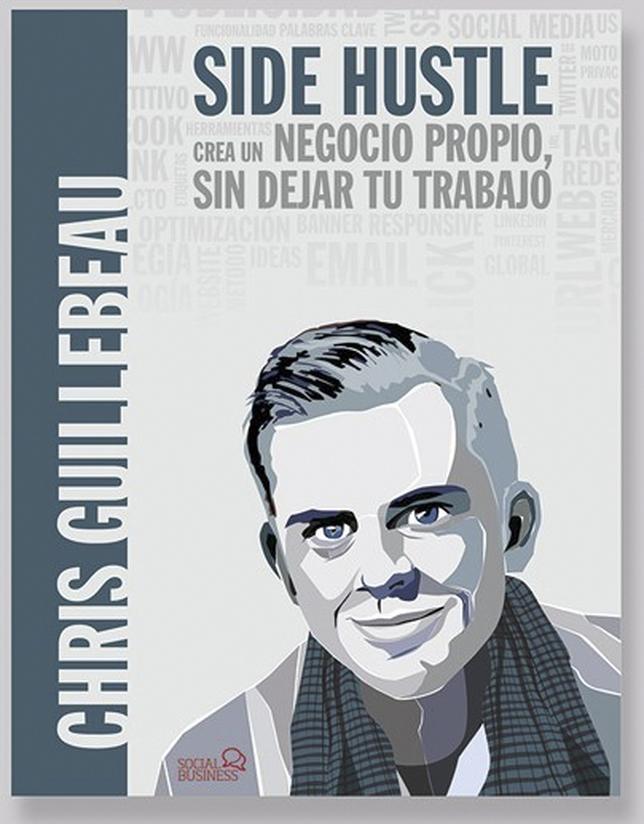 SIDE HUSTLE, de Chris Guillebeau, editado por Anaya Multimedia