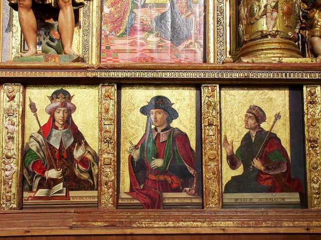 Campos del Renacimiento exhibirá piezas de este arte