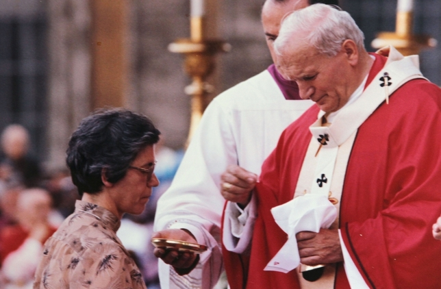 El Papa beatificará el día 8 a dos religiosas de CyL JUAN LAZARO