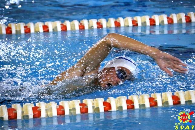 Cuenca acoge el provincial de natación en edad escolar