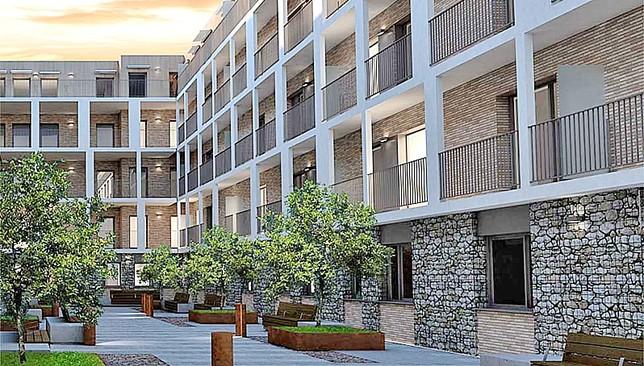 De convento a apartamentos