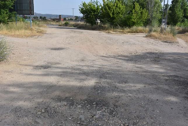 El PSOE pide acondicionar los caminos rurales