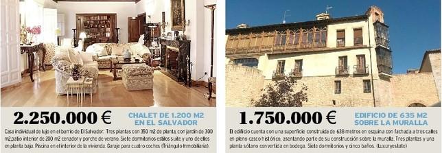 Estas Son Las Casas De Segovia Más Caras A La Venta El Día De Segovia