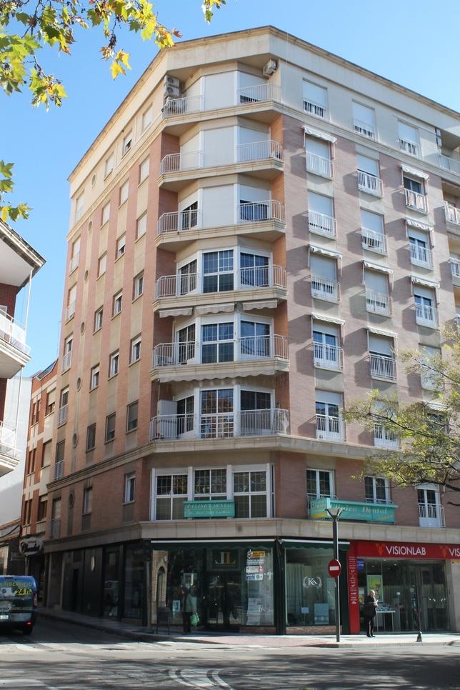 La compraventa de viviendas crece un 15,8 % en octubre EUROPA PRESS