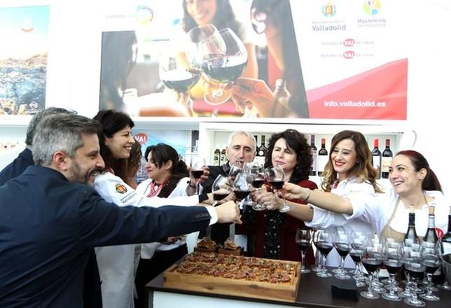Redondo sitúa a Valladolid como un referente gastronómico