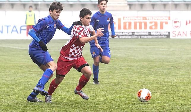 """Castilla y León, bajo cero en Palencia Á""""scar Navarro"""