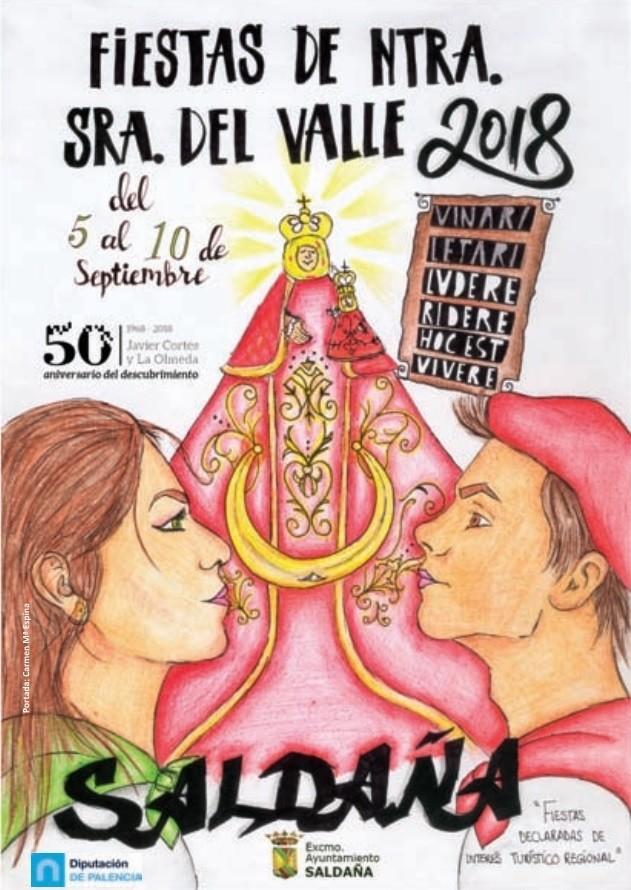 Fiestas del Valle en Saldaña: programación oficial
