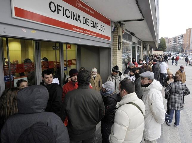 El paro baj en personas en marzo el d a de segovia - Oficina de empleo de segovia ...