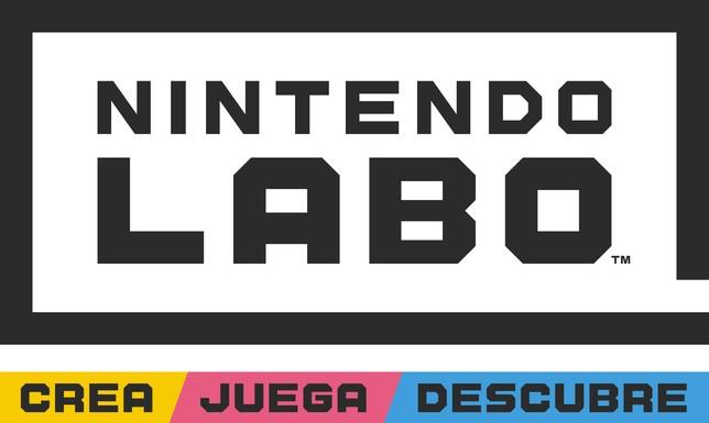 Logotipo de Nintendo LABO