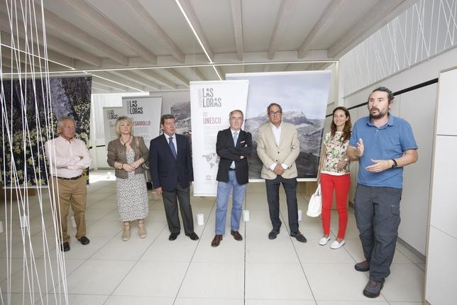 El Geoparque Las Loras inaugura su primera sede