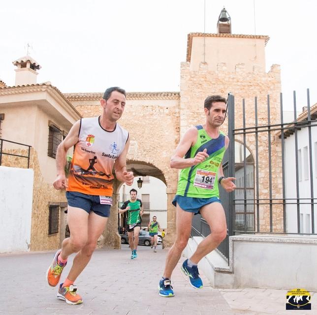Marín y Belmar ganan la carrera popular Villa de Iniesta David Rodriguez C.