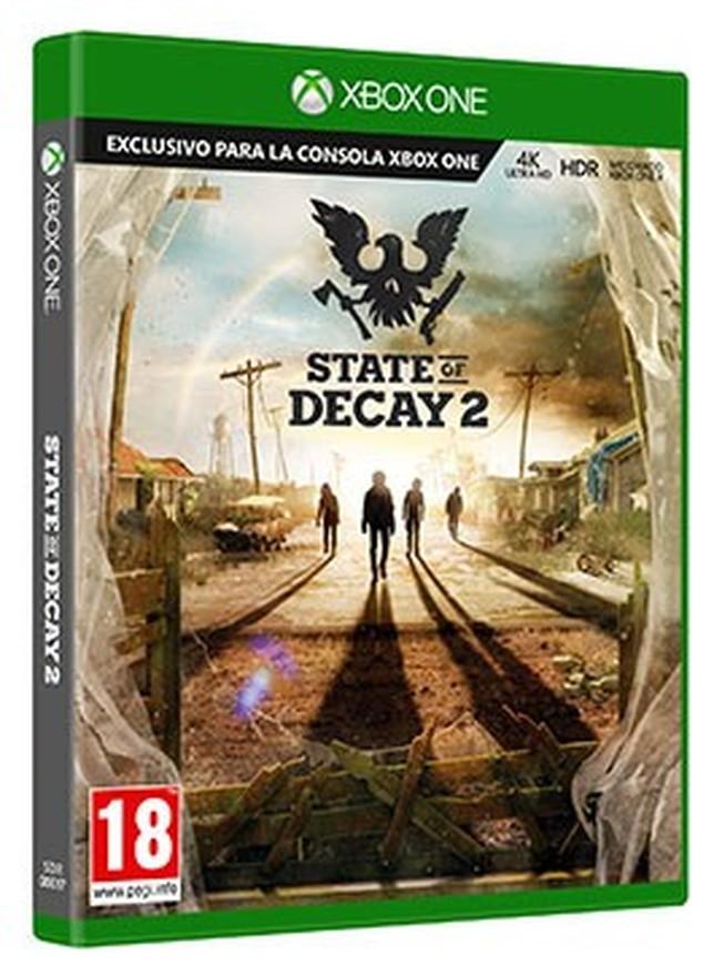 El juego en versión XBOX ONE V Standard