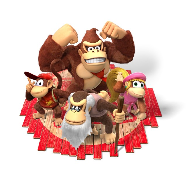 Regresa con fuerza el gorila más famoso de los videojuegos