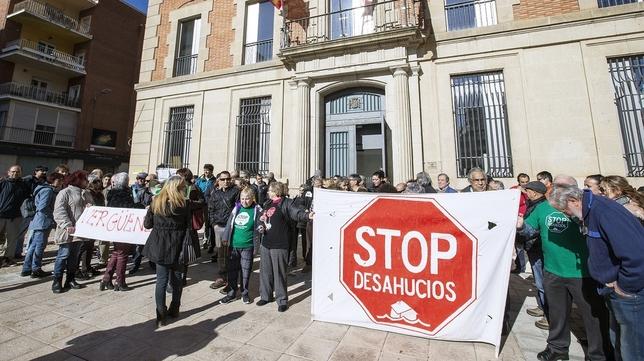 La PAH ve positivo pero escaso el anuncio de Pedro Sánchez Eva Garrido