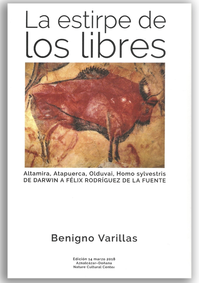 Portada de la nueva obra de Benigno Varillas