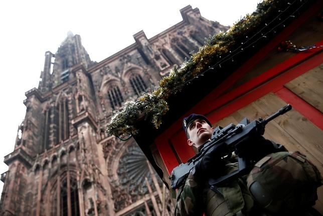 El terrorista de Estrasburgo es un delincuente radicalizado CHRISTIAN HARTMANN