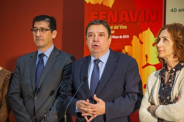 Fenavin contará con el apoyo del Ministerio Rueda Villaverde