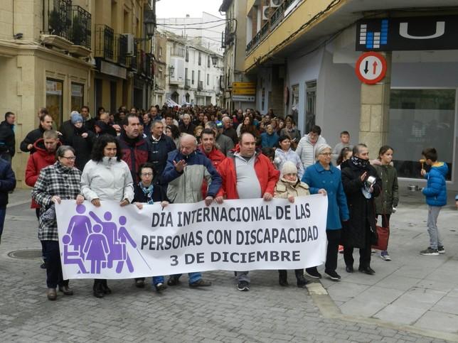 Tarancón celebra el Día Internacional de la Discapacidad