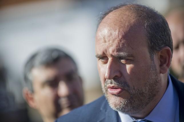 Guijarro, vicepresidente único. [[[PABLO LORENTE; Pablo Lorente]]; Pablo Lorente];