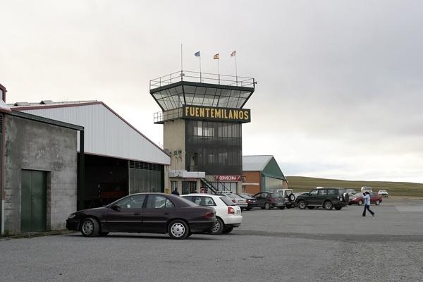 Un fallecido en un choque entre avionetas en Fuentemilanos