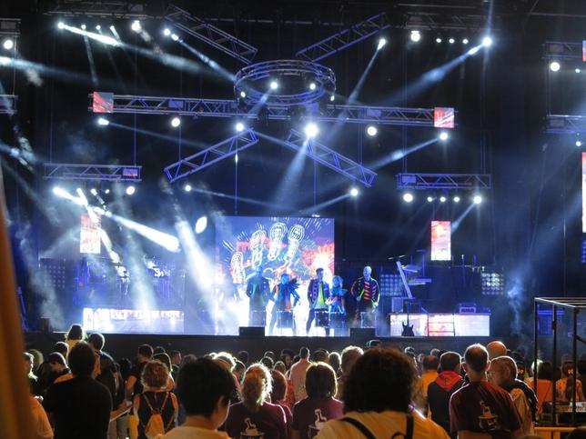 Un inicio de celebración prometedor en Arévalo