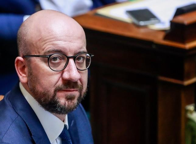 El primer ministro belga presenta su dimisión STEPHANIE LECOCQ