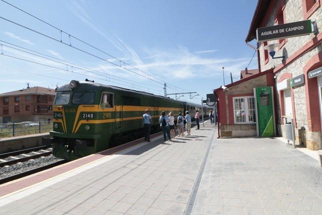 La edades del otro ferrocarril