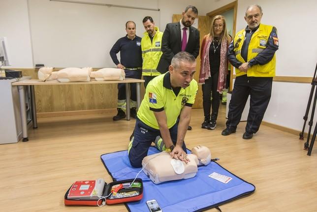 Estudiando para salvar vidas David Pérez