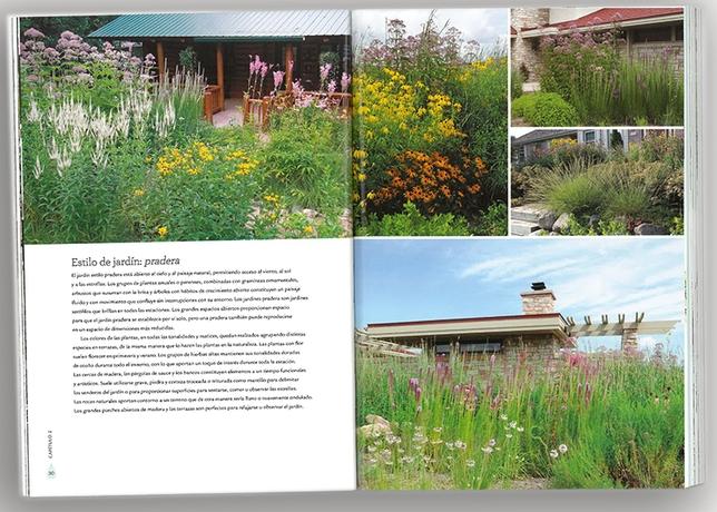 Ejemplos de jardines con riego eficiente / blume