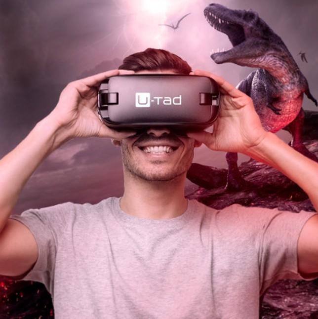 Viaja al pasado con la experiencia virtual organizada por u-tad