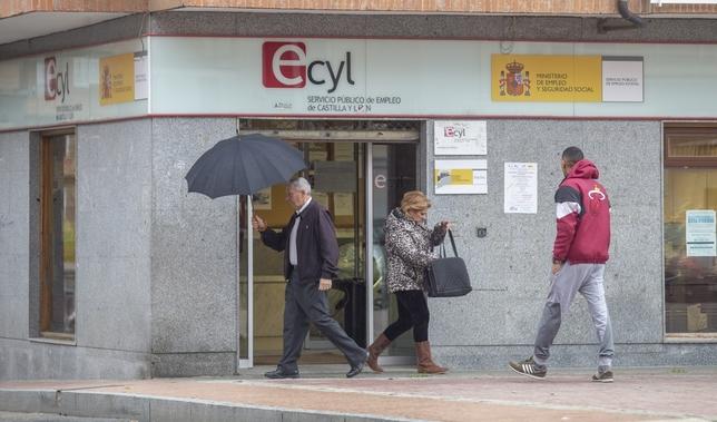 Sube el paro en Ávila por cuarto mes consecutivo David Castro