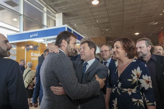 Farcama tiende la mano a 'Puy du Fou' cuando llegue a Toledo Yolanda Lancha