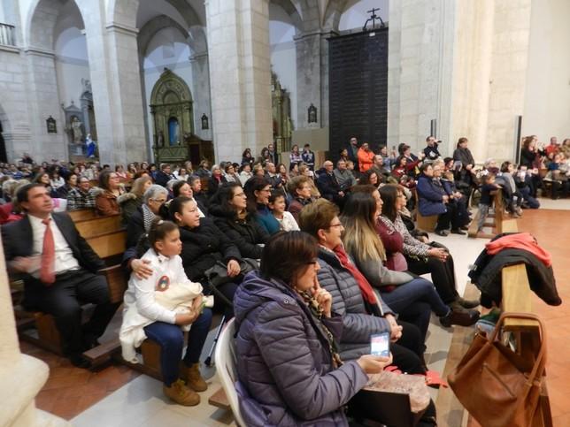 Casi 20 grupos en el Certamen de Villancicos de Tarancón
