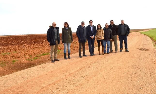 Diputación y Junta reparan 12,5 kilómetros de vías de Cuenca