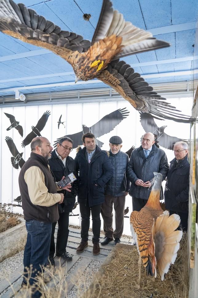 Nuevo centro de Interpretación de la Naturaleza en Villalar