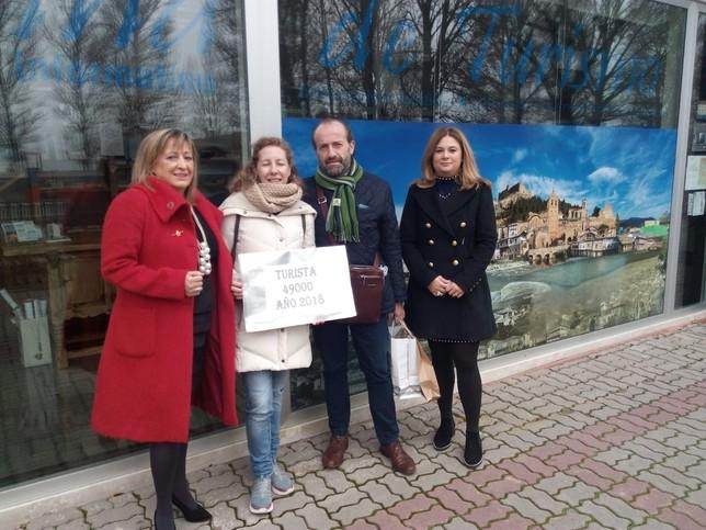 Aguilar duplica el número de turistas gracias a Mons Dei