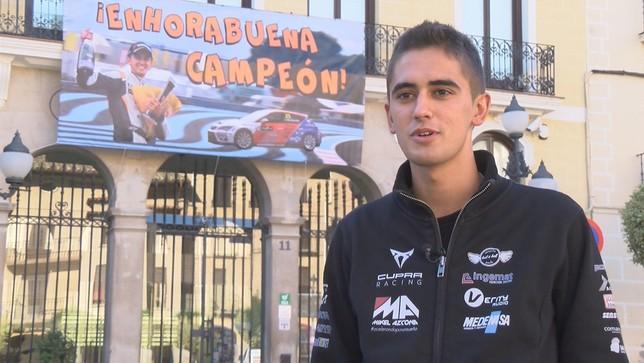 Campeón de Europa de turismos