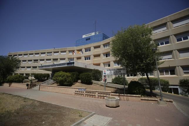 Hospital Santa Bárbara de Puertollano. Pablo Lorente
