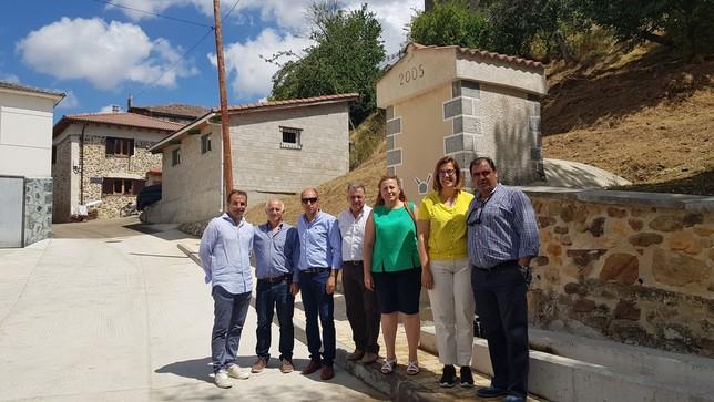 La Diputación de Palencia invierte 85.230 euros en Villalba