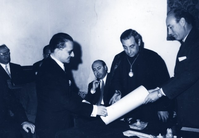 Sancho de San Román, «toledano de toledo»