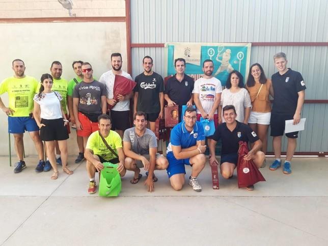 El circuito de Frontenis celebró su séptima y octava jornada