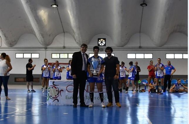 El Aula se lleva la Copa Castilla y León PABLO RIEGA