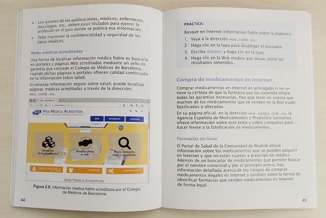 Páginas dedicadas a la compra segura de medicamentos por internet