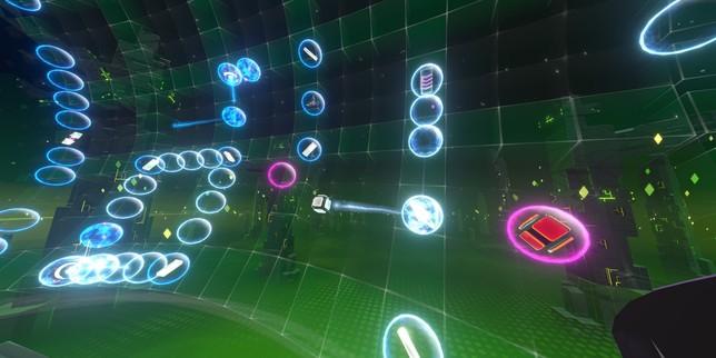 Una de las pantallas del juego