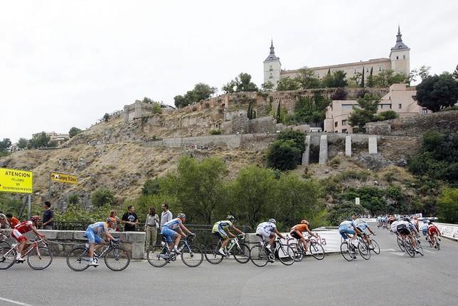 Octava incursión de la Vuelta a España en la ciudad