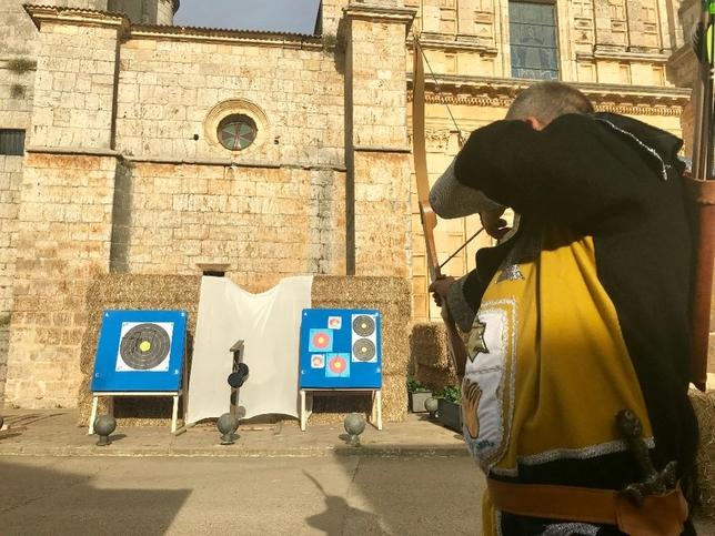 Lantadilla conmemora los 950 años de la batalla de Llantada