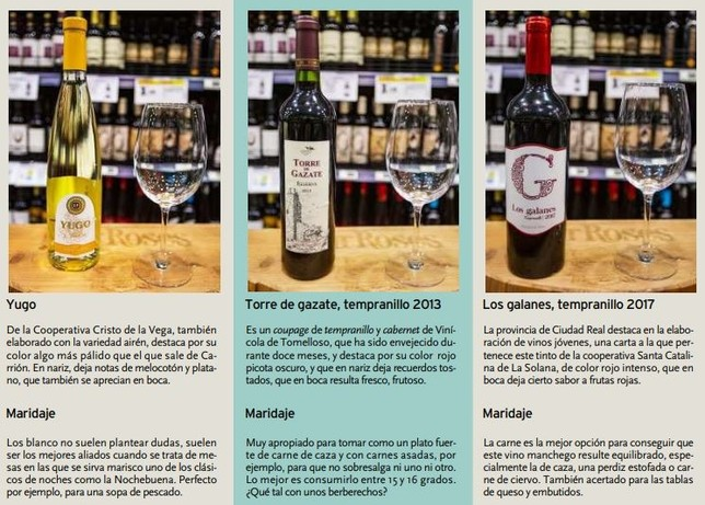 Cómo elegir un buen vino de la tierra